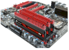 Corsair Dominator GT (CMT6GX3M3A2000C8) - DDR3 - 6GB (3 x 2GB) - bus 1333MHz - PC3 10600 kit - Connector and Airflow II Fan_small 2