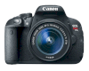 Canon EOS Rebel T5i (EOS Kiss X7i / EOS 700D) (EF-S 18-55mm F3.5-5.6 IS STM) Lens Kit