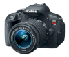 Canon EOS Rebel T5i (EOS Kiss X7i / EOS 700D) (EF-S 18-55mm F3.5-5.6 IS STM) Lens Kit_small 0