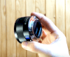 Lens Sony Carl Zeiss Sonnar T* FE 35mm F2.8 ZA