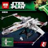 Lắp ráp Star Wars Lepin 05039 Red Five X-Wing Starfighter_small 2