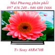 Tv Sony 48R470B LED TV 48 inch Full HD giá rẻ