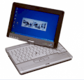 Fujitsu-Siemens Lifebook P1510 (Intel Pentium M 753 1.2GHz, 512MB RAM, 60GB HDD, VGA Intel GMA 900, 8.9 inch, Windows XP Tablet PC Edition 2005)