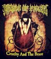 Áo phông -Cradle of Filth - Cruelty and the Beast Gold 369
