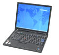 IBM ThinkPad T60p (2007-8JJ) (Intel Core 2 Duo T7600 2.33GHz, 3GB Ram, 100GB HDD, VGA ATI Mobility Fire GL V5250, 14.1 inch, Windows XP Professional)