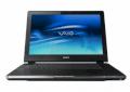Sony Vaio VGN-AR870ND (Intel Core 2 Duo T9500 2.6GHz, 4GB RAM, 320GB HDD, VGA NVIDIA GeForce 8600M GT, 17 inch, Windows Vista Business)