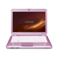 Sony Vaio VGN-CS215J/P (Intel Core 2 Duo T6400 2.0GHz, 4GB RAM, 250GB HDD, VGA Intel GMA 4500MHD, 14.1 inch, Windows Vista Home Premium)
