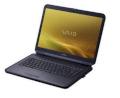 Sony Vaio VGN-NS230E/L (Intel Dual Core T3400 2.16Ghz, 3GB RAM 250GB HDD, VGA GMA 4500, Windows Vista Home Premium)