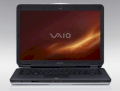 Sony Vaio VGN-CS290NDB (Intel Core 2 Duo T6570 2.1GHz, 3GB RAM, 250GB HDD, VGA Intel GMA 4500MHD, 14.1 inch, Window Vista Business)