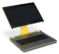 FlyBook VM (Intel Core 2 Duo ULV U7600 1.2Ghz, 2GB RAM, 80GB HDD, VGA Intel GMA 950, 12.1inch, Windows Vista Business)