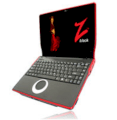 CMS Z black X9 (H6431) (Intel Core 2 Duo T5550 1.83GHz, 2GB RAM, 160GB HDD, Intel GMA X3100, 13.3 inch, PC Dos)