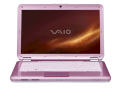 Sony Vaio VGN-CS320J/P (Intel Core 2 Duo T6500 2.1GHz, 4GB RAM, 320GB HDD, VGA Intel GMA 4500MHD, 14.1 inch, Windows Vista Home Premium )
