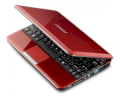 MSI Wind U135 Red (Intel Atom N450 1.66GHz, 1GB RAM, 250GB HDD, VGA Intel GMA 3150, 10 inch, Windows 7 Starter)