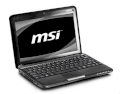 MSI Wind U135 Black (Intel Atom N450 1.66GHz, 1GB RAM, 250GB HDD, VGA Intel GMA 3150, 10 inch, Windows 7 Starter)