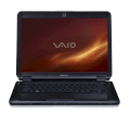 Sony Vaio VGN-CS325J/Q (Intel Core 2 Duo T6500 2.1Ghz, 4GB RAM, 320GB HDD, VGA NVIDIA GeForce 9300M GS, 14.1 inch, Windows Vista Home Premium)