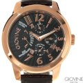 Giovine OGIO21NRRGNR Brand New Gentlemens Day date Watch