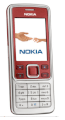 Nokia 6300 Red