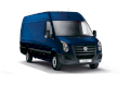 Volkswagen Crafter Panel Van 88PS Blue TDI  2.5 MT 2011