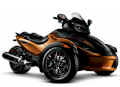 Can-Am Spyder RS-S 1.0  2011