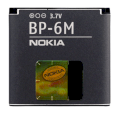 Pin Nokia BP-6M