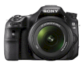 Sony Alpha SLT-A58 (DT 18-55mm F3.5-5.6 SAM II) Lens Kit