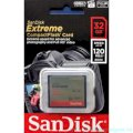 SanDisk Extreme CF UDMA 7 32GB (800X - 120Mb/s)