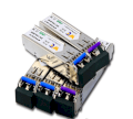 Wintop Module quang SFP Single-mode 155Mbps-1.25Gbps 20Km (YTPS-G35-20S)