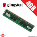 Kingston - DDR3 - 4GB - bus 1600 MHz - PC3 12800 (KVR16N11S8/4)