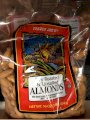 5 Packs Trader Joe's Dry Roasted & Unsalted Almonds
