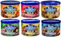 Blue Diamond Almonds - Variety Bold Flavors (Total of 12 / 6-Ounce Cans)