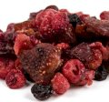 Dried Mixed Berries-Strawberry Cranberry-Blueberry-Cherry, 1Lb