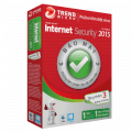 Phần mềm diệt virus Trend Micro Internet Security 2015 (3PC)