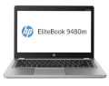 HP EliteBook Folio 9480m (J6L29PT) (Intel Core i5-4310U 2.0GHz, 4GB RAM, 256GB SSD, VGA Intel HD Graphics 4400, 14 inch, Windows 7 Professional 64 bit)
