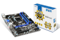 Mainboard MSI B85M-E45 (Intel B85 Express, Socket 1150)