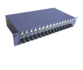 16 Slots Ethernet Media Converter Rack (YT-81/6-2A)