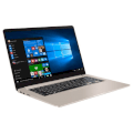 Asus S510UA-BQ300/ Gold/ Intel Core i3-7100U (2.40GHz, 3MB)/ Ram 4GB DDR4/ HDD 1TB/ Intel HD Graphics/ DVDRW/ 15.6 inch