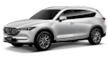 Mazda CX-8 Luxury 2.5L + 6AT (Trắng 25D1)