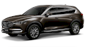 Mazda CX-8 Luxury 2.5L + 6AT (Nâu 42S)