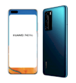 Huawei P40 Pro 8GB RAM/256GB ROM - Deep Sea Blue