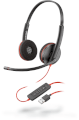 Tai nghe IP Plantronics Blackwire C3220 USB_A