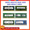 Ram laptop 4GB DDR3 Bus 1600