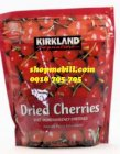 Cherry sấy khô Kirkland ( Dried cherries Kirkland) 567g