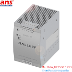 Bộ Nguồn Balluff Bae0002, Power Supplies For The Control Cabinet, Ans
