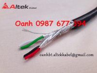 Cáp Rs 485 1P18Awg, 2P18Awg - Rs 485 Screened Cable Altek Kabel