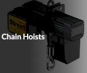 Lx Hoist With Hook Suspension