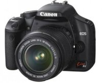 Canon EOS Kiss X2 (450D / Rebel XSi) (EF-S18-55mm...