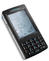 Sony Ericsson M600i Granite Black