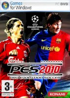 Pro Evolution Soccer (PES) 2010 - PC