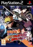 Naruto Shippuden: Ultimate Ninja 5 (PS2)