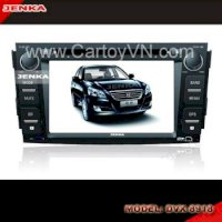 Car Multimedia Special JENKA DVX-8918 For HYUNDAI SONATA